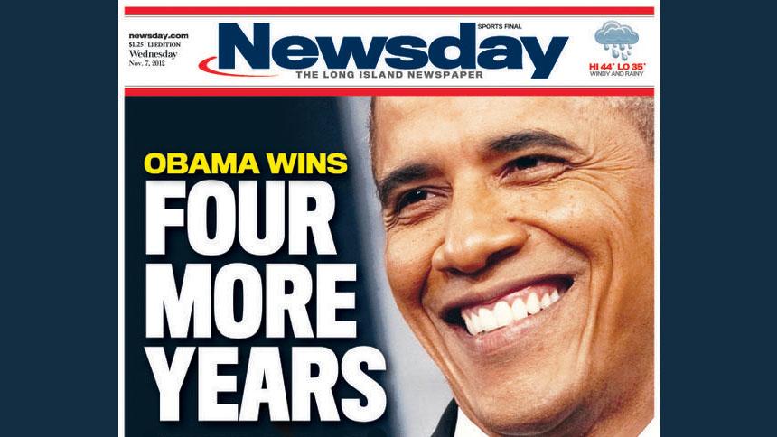 newsday newspaper