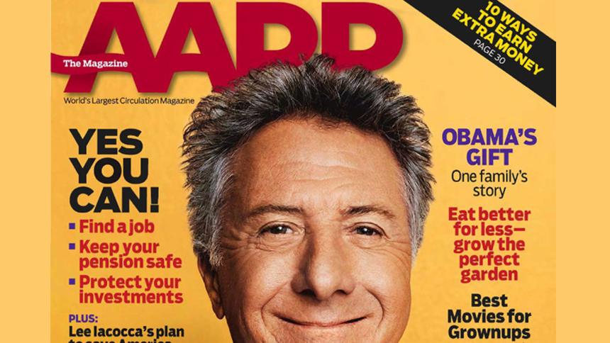 aarp magazine pitch