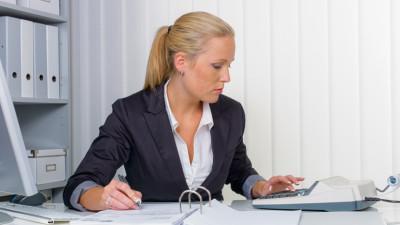professional bookkeeping freelancer portfolio