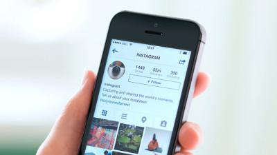 Instagram iPhone Instagram for Business