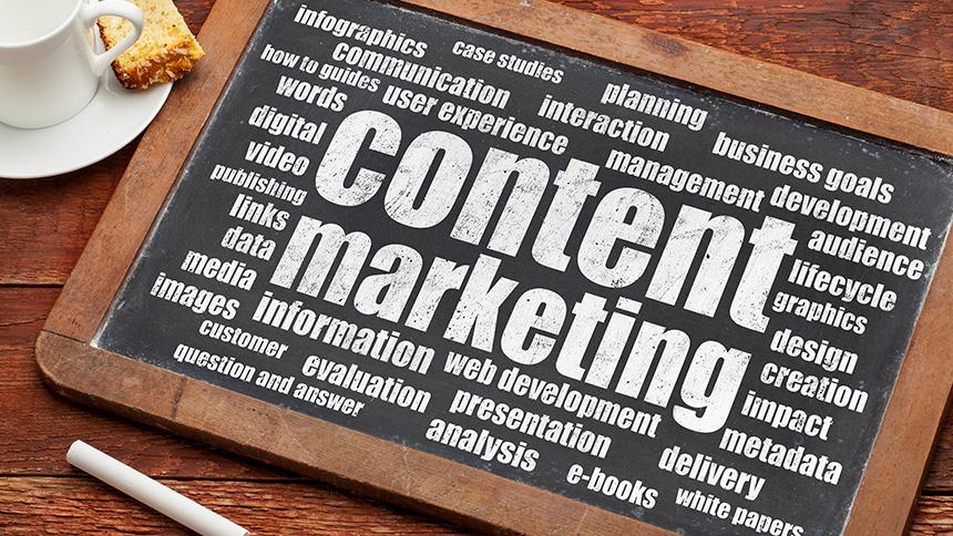 Chalkboard Content Marketing