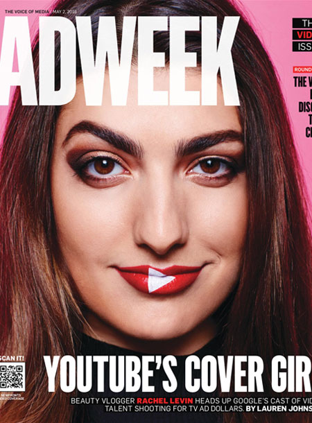 Adweek cover May 2016