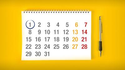 Calendar Build an Editorial Calendar for Social Media Channels