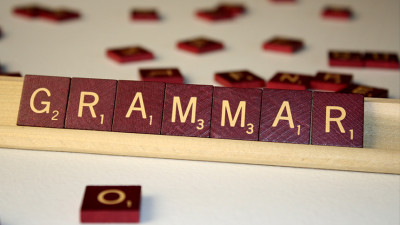 Scrabble Grammar: Advanced