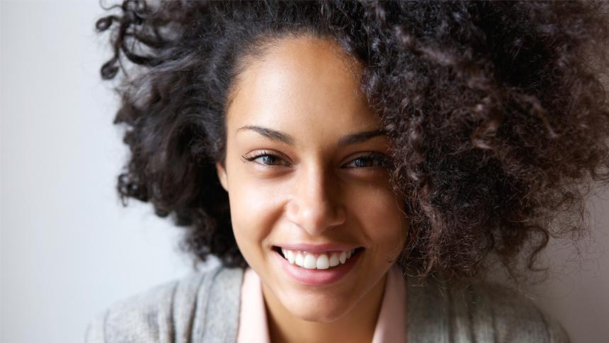 woman inspired to set 5 year plan