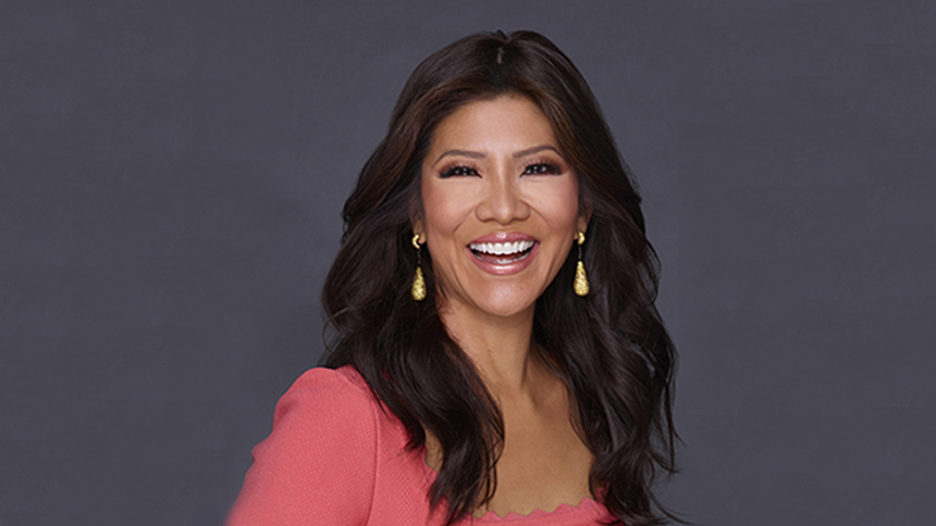 The Talk's Julie Chen