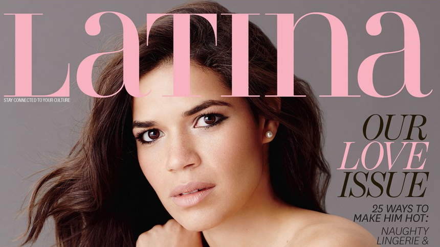 cover of Latina magazine