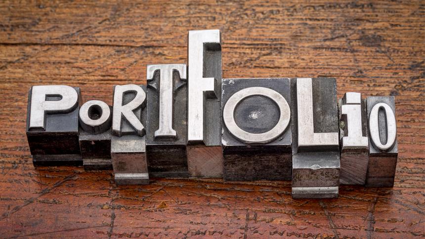 portfolio letters