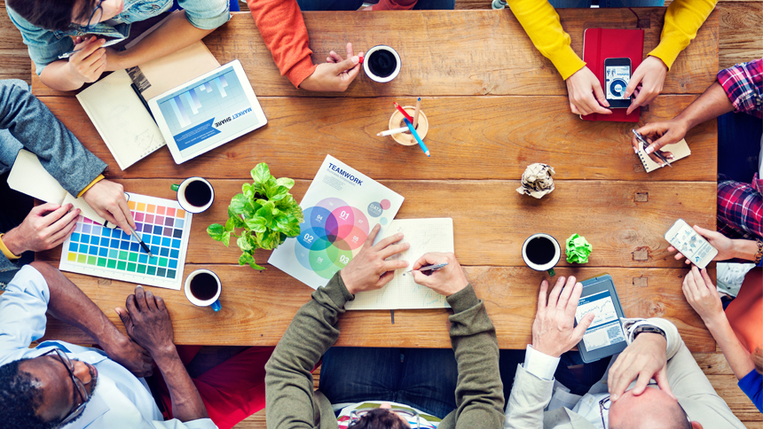 What does an art director do for Marketing for architects and designers