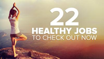 healthy jobs