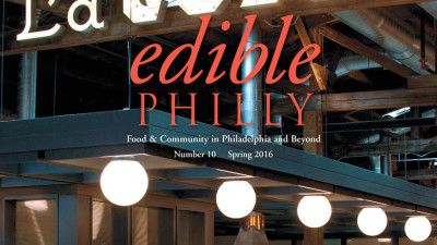 Edible Philly Cover spring 2016