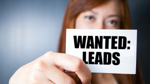 woman sign wanted leads