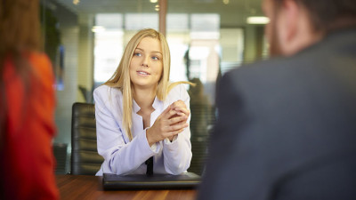Talking Too Much in an Interview