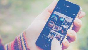 iphone instagram
