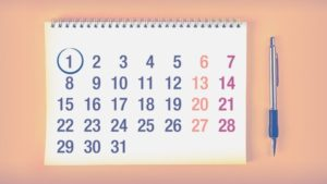 Calendar Build an Editorial Calendar for Social Media Channels
