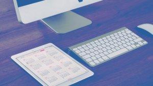 ipad mac keyboard Skills in 60: Build an Editorial Calendar for Social Media Channels