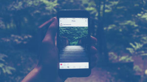 iphone forest instagram boost your brand with instagram stories