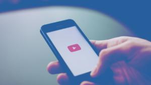 YouTube SEO cell phone